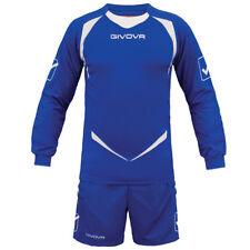 eac17a6fab8 Football Set Goalkeeper Kit Bernabeu Givova with Padding Indoor Soccer  Futsal