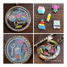 Gift for Teacher, Principal, Teacher nursery teacher ~ Floating locket keyring