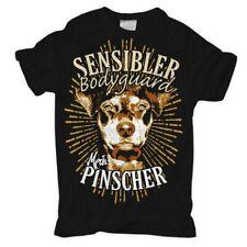 T-Shirt Deutscher Deutscher Pinscher Dogs Rasse Wachhunde Begleithunde Jagdhunde