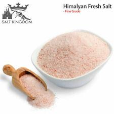 PINK HIMALAYAN ROCK SALT 500g-25kg ORGANIC Food Table  Bath Natural Pure