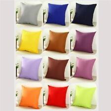 Sofa  Home Decorative Sofa Lounge  Cushion Cover Pillow Case Softe JA