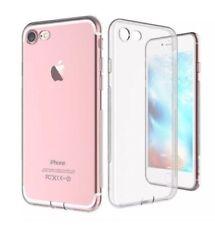 Vente en Gros Pack De Ultra Mince Silicone Transparent Slim Gel Case for iPhone 7 Best