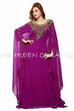 Royal Moroccan Caftan Dubai Kaftan Abaya Wedding  Robe Takchita  var 5001