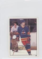 1982-83 Topps Album Stickers #229 Merlin Malinowski Colorado Rockies Hockey Card