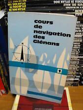 COURS DE NAVIGATION DES GLENANS di AA.VV.   (B15)