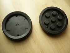 Auflageteller Gummiteller Gummiauflage Auflage Slift Hebebühne 130mm x 28mm