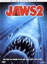 Jaws 2  (DVD, 2001, Widescreen)  Brand New