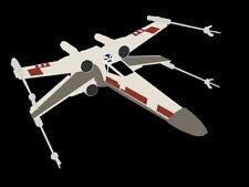 X-wing Starfighter Artwork Minimal Star Wars Huge Giant Print POSTER Affiche