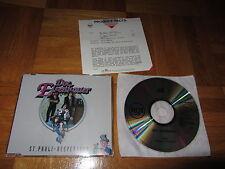 DOC EISENHAUER St. Pauli 1992 GERMANY CD single + german infosheet