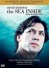 The Sea Inside (DVD, 200, Widescreen, Spanish) Javier Bardem, Lola Duenas *NEW*