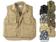 AB US Rangerweste Jagdweste Thermoweste Steppweste Anglerweste Weste S-5XL