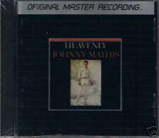 Mathis, Johnny Heavenly MFSL Silver CD Neu OVP Sealed
