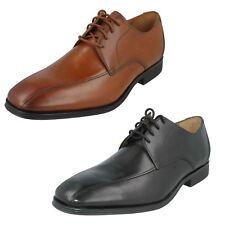 Mens Clarks en cuir lace up élégant Formel bureau Chaussures cérémonie taille