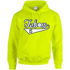"Tim Tebow Columbia Fireflies ""Logo""  jersey shirt Hooded SWEATSHIRT HOODIE"