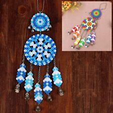 Dream Catcher Windbell DIY Kit with Hama Perler 5mm Fuse Beads Kid Crafts