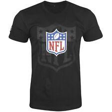 New Era Fan Shirt - NFL Shield League Logo 2.0 noir