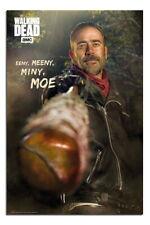 88379 The Walking Dead Negan Enny Meeny Miny Moe Decor WALL PRINT POSTER AU