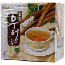 Korea Traditional DAMTUH Burdock Tea 우엉차 Ueong Cha Blood Purifier Weight Loss