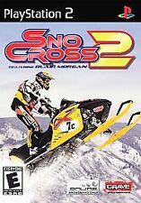 Snocross 2 Featuring Blair Morgan PS2, Excellent PlayStation2, Playstation 2 Vid