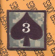 3-506 Inf 4th Bde 101st Airborne HCI Helmet patch D