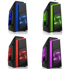 Ultra Fast AMD Quad Core Radeon HD 8GB 1000GB Home Gaming PC Computer Hdmi F3