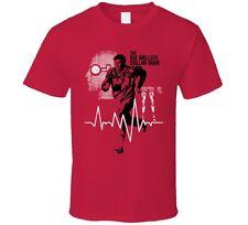 Six Million Dollar Man 70s TV Classic Lee Majors Fan T Shirt
