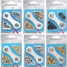 Millward 5.5 mm, 8.7 mm e 10.5 mm con Occhielli Strumento Starter Kit