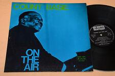 COUNT BASIE LP ON THE AIR-TOP JAZZ 1°ST ORIG ITALIA 1970 EX+ !!!!!!!!!!!