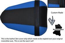 Black&blue Custom Fits Yamaha 1000 Yzf R1 04-06 Trasero necesidades cubierta de asiento