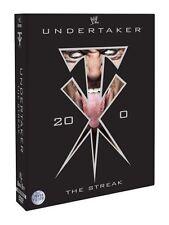 WWE Undertaker: The Streak 20-0 [3 DVDs] NEU DEUTSCH DVD WrestleMania