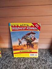 Wildwest-Roman, Band 1842, aus dem Bastei Verlag