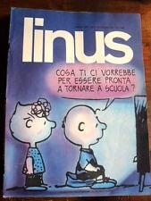 LINUS ANNO XIV  N°10  OTTOBRE 1978