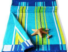 JUMBO EXTRA LARGE Asciugamano Da Spiaggia - 100% COTONE più disegni Bagno Foglio vacanze