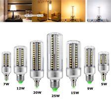ARILUX 90 LED Corn Bulb Light E27 E14 5-25W SMD 5736 Aluminum Car Auto