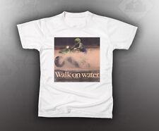 "VINTAGE KAWASAKI 3 WHEELER TEE-SHIRT LIKE NOS ""WALK ON WATER"""