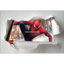 Pegatinas niño papel desgarrado Spiderman ref 7630