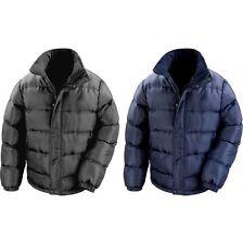 Mens Result Core Nova Lux Winter Warm Padded Jacket Coat