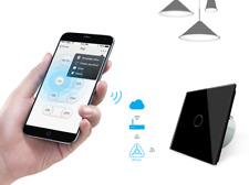 Livolo SmartHome Interrupteur de lumière radio prises variateur noir