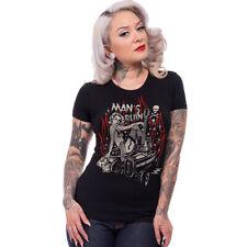 Steady Clothing señora T-Shirt-Man 's ruina