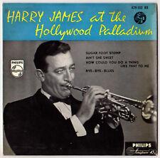 HARRY JAMES DISCO 45 E.P. AT THE HOLLYWOOD PALLADIUM