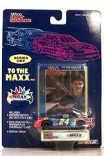RACING CHAMPIONS ~ TO THE MAXX ~ JEFF GORDON ~ #24 DUPONT ~ 1/64