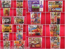 Magnet-Set 9-tlg. diverse Motive Nostalgic Art Retro Vintage Werbung Kühlschrank