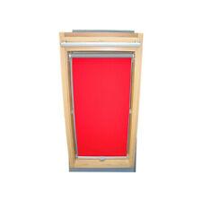 Abdunkelungsrollo Thermo Dachfensterrollo für Velux GGL/GPL/GHL - rot
