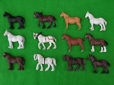 BRITAINS FARM ANIMAL MODELS, HEAVY, DRAUGHT HORSE MULTI-LISTING