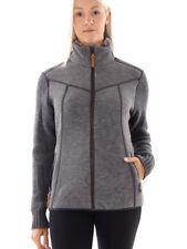 CMP chaqueta polar funcional Chaqueta de entretiempo Gris Piel Sintética Lana