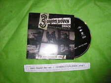 CD Rock 3 Doors Down - Smack (1 Song) Promo MOTOR