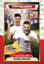 Łączy Nas Piłka Karty TCG PZPN Trading card game cards packet album