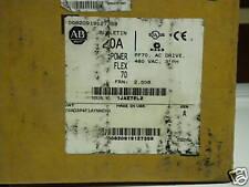 ALLEN BRADLEY POWERFLEX 70 20AD3P4F1AYNNENN NEW IN BOX