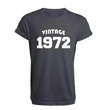 Vintage 1972 T Shirt - 48th Birthday T Shirt, Classic, Gift, Birth Year