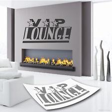 VIP Lounge Wohnzimmer Aufkleber Lounge Wandaufkleber *TOP*